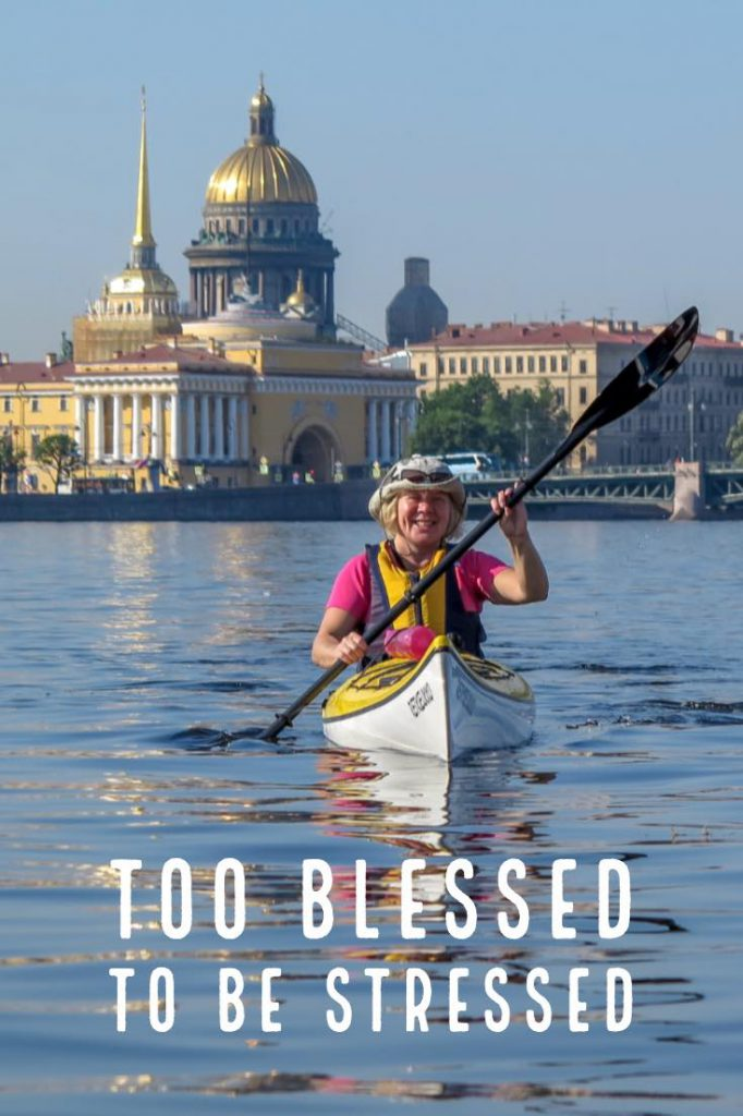 Too Blessed to Be Stressed - Melontaa Pietarissa